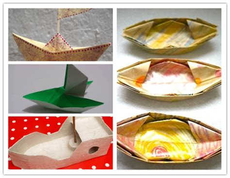 learn how to make a paper boat how to make a paper boat diy tag