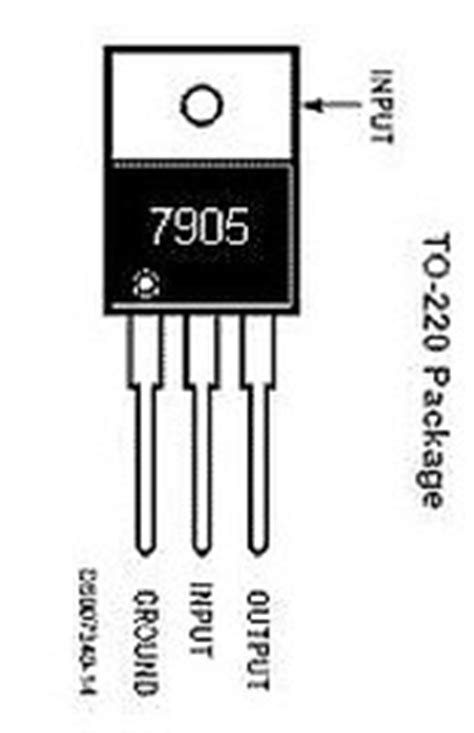 pinagem transistor bc337 schematic diagram of power supply using lm7905
