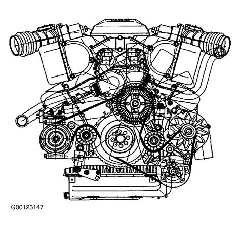 2002 bmw 540i serpentine belt diagram 2002 get free