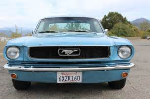 1966 ford mustang classic