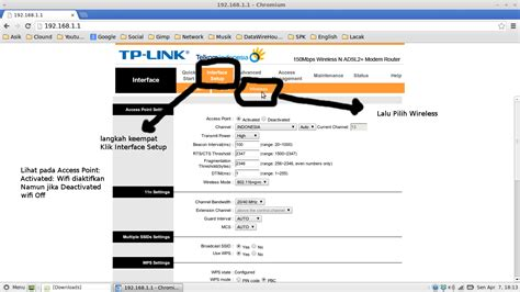 Router Speedy Instan the world in your aktifkan wifi