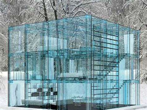 glass house carlo santambrogio and ennio arosio