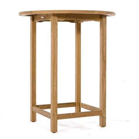 somerset teak bar stool and bar table set westminster