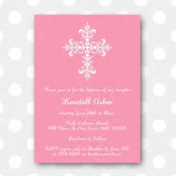 baptism invitation templates downloadable