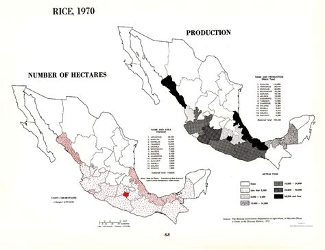 atlas map of mexico atlas of mexico map collection ut library new zone