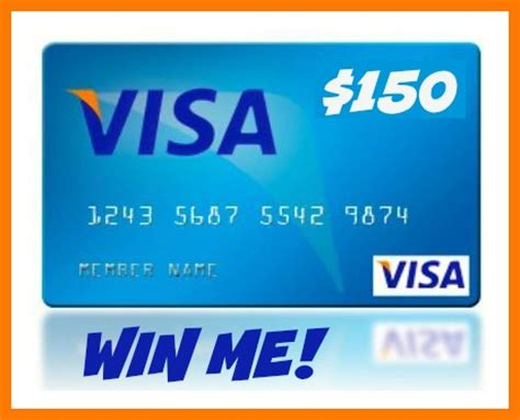 150 Visa Gift Card - win 150 visa gc and a wrapurse us can ends 5 2