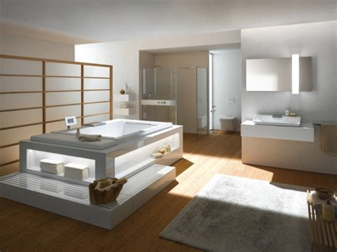 photos of luxury bathrooms luxury bathroom collection in minimalist style by toto