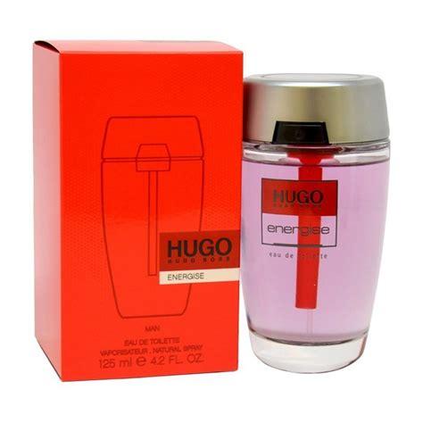Parfum Hugo Energise hugo energise pour homme eau de toilette 125ml