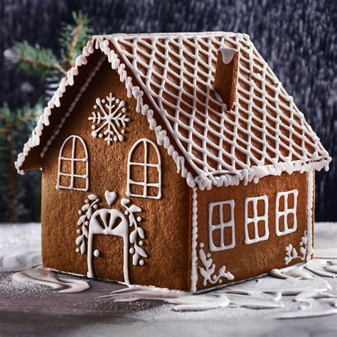 gingerbread recipe for houses gingerbread house recipe all recipes australia nz
