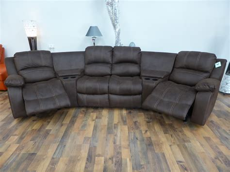 Cinema Recliner Sofa Natuzzi Home Cinema Seating Curve