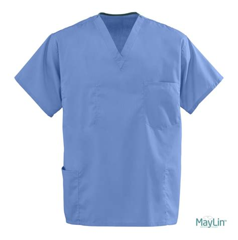 Scrubs Ceil Blue by Maylin Unisex Reversible Scrubs Ceil Blue