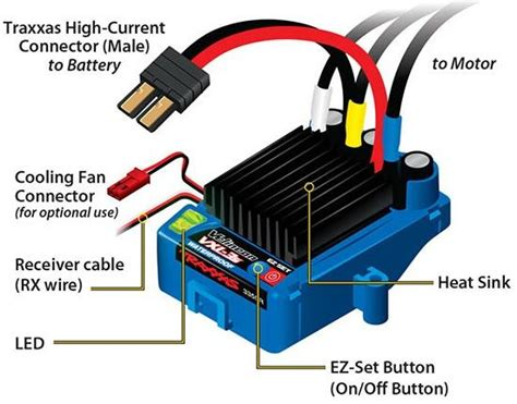 traxxas ez start wiring diagram 31 wiring diagram images
