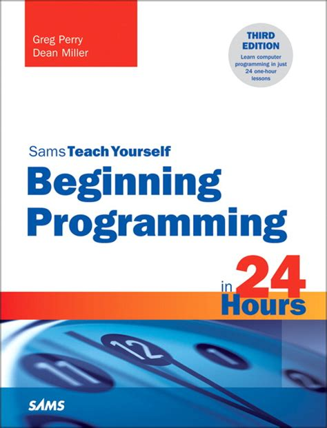 Beginning Programming perry miller beginning programming in 24 hours sams