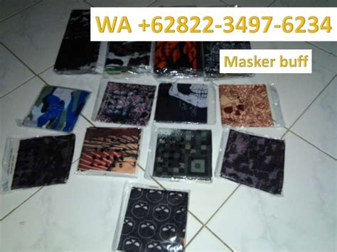 Jual Masker Lumpur Bandung wa 62822 3497 6234 jual masker buff murah bandung beli