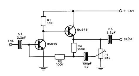 transistor tip41 reemplazo circuito lificador de 193 udio alimentado por uma pilha