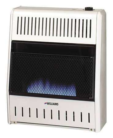 williams comfort products williams comfort products 20000 btuh portable gas heater