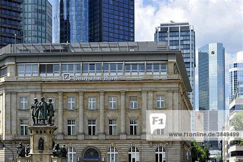 deutsche bank frankfurt filialen bankenviertel deuschland deutsche bank filiale und