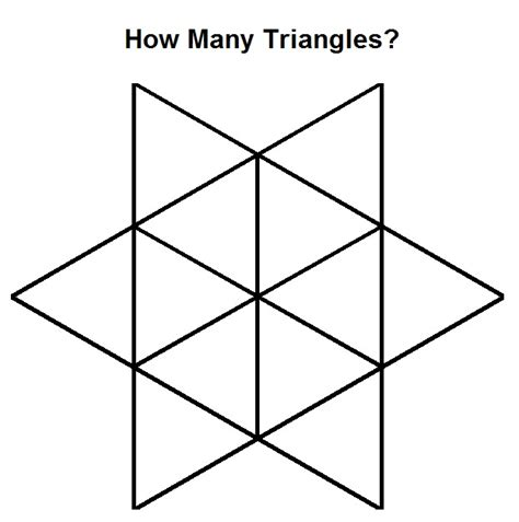 how many triangles are there in this diagram math diagram puzzle images how to guide and refrence