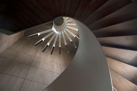 spiral staircase lighting ideas spiral staircase lighting by pslab karmatrendz