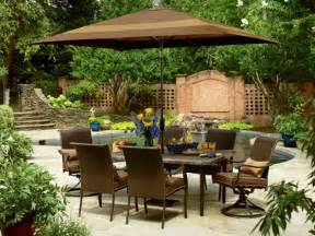 country patio furniture country living grant park 7 pc dining set modern