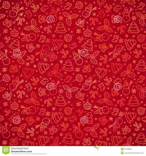 christmas paper pattern vector red christmas paper vector seamless pattern stock