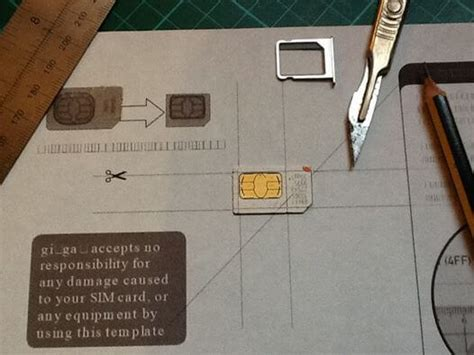 how to cut sim card to fit iphone 5 template resize your phone sim card free printable cutting guide pdf