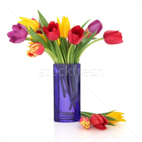 Bunga Artificial Bunga Palsu Tulip Vas Kaca vases with flowers flower vase and candles hd wallpaper