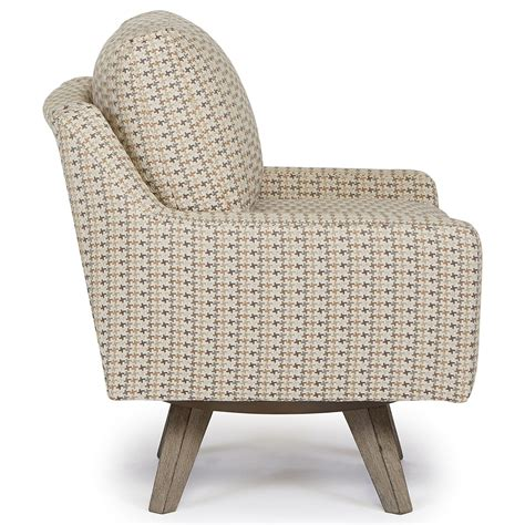 Best Home Furnishings Chairs Swivel Barrel Seymour Mid Best Swivel Chair