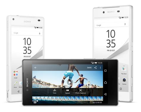usa buyers guide for sony xperia z5 family xperia blog sony announces the xperia z5 z5 compact and z5 premium