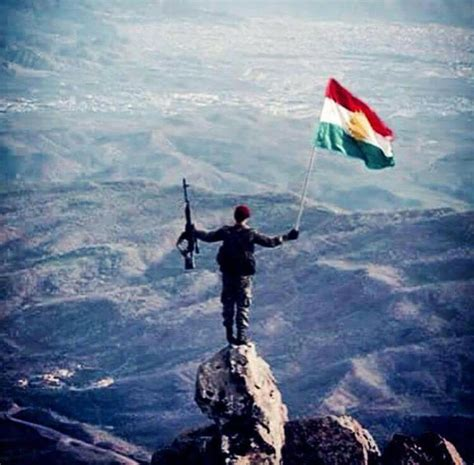 flags of the world kurdistan peshmerga and kurdish flag pin by lina a salahaddin