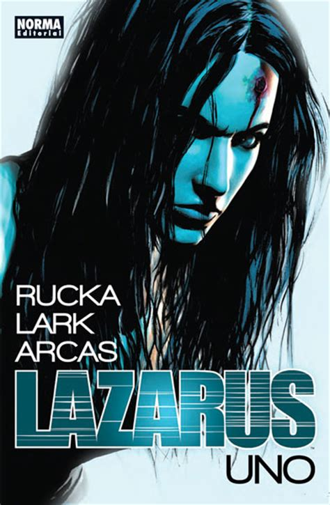 libro lazarus volume 5 lazarus 1 familia norma editorial