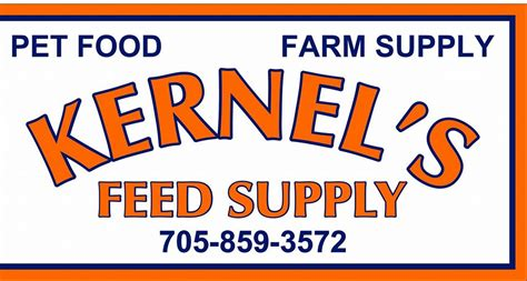Feeders Supply Hours Kernel S Feed Farm Supply Township Of Assiginack