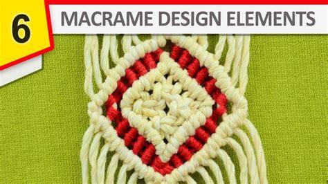 design elements tutorial 21 best images about home decor macrame tutorials on