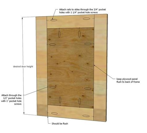 how to build cabinet doors with kreg jig 285767538828895327 how to build simple shaker cabinet