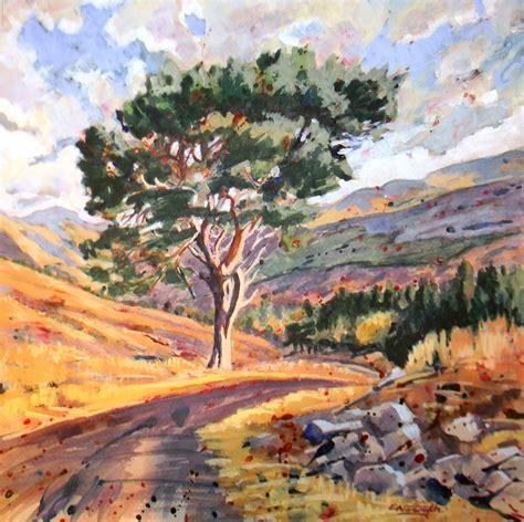Landscape Artists Work Landscape Work Charles Nasmyth Artist