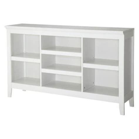 horizontal target carson horizontal bookcase threshold target tables