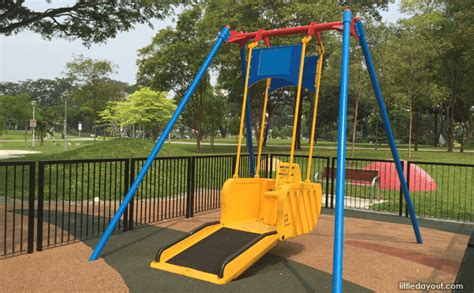 park with swings near me inclusive playgrounds in singapore for all children