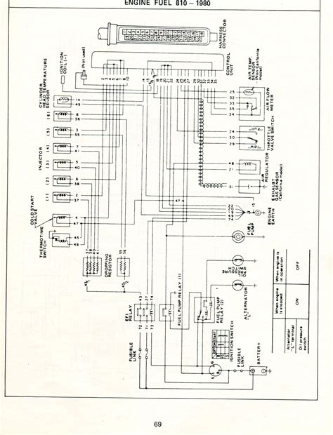 fuel injector wiring harness diagram 200sx fuel injector