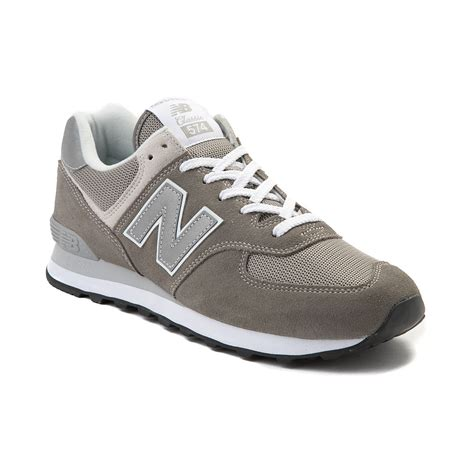 New Balance 574 Grey mens new balance 574 classic athletic shoe gray 401676