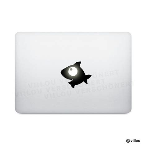 Apple Aufkleber Handy by Little Shark Sticker Macbook Apple Laptop Decal Computer