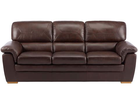 Brown Leather Sofa Sofastore Quality Sofas At Prices