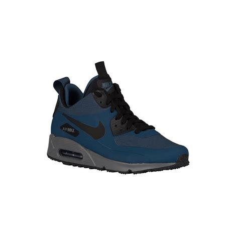 Nike Air Max 90 Grey Blue nike air max 90 blue and grey nike air max 90 mid winter
