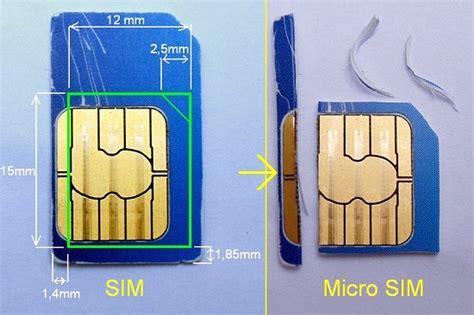 how to make sim card into micro sim micro sim template regular sim to micro sim how to cut