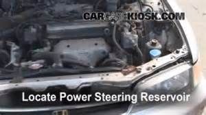 fix power steering leaks honda accord 1994 1997