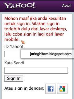 buat email yahoo via ponsel buka login email yahoo via handphone