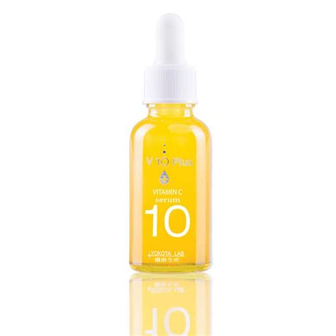 Serum Vitamin C Plus Collagen v 10 plus vitamin c serum spacio product
