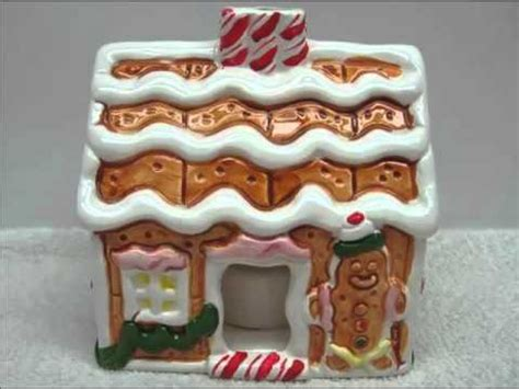 ceramic gingerbread house with lights ceramic gingerbread house with lights imagenesmy com