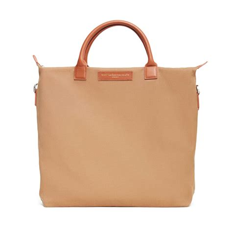 Contrast Seam Shopper Bag Mango the practical bag trend it are obsessed with