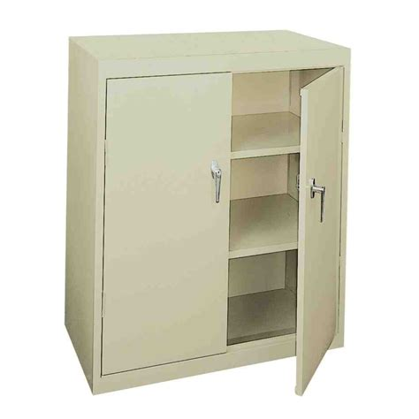 Metal Storage Cabinet With Lock Decor Ideasdecor Ideas Storage Cabinets With Locking Doors
