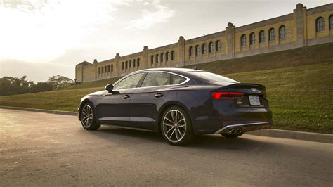 Audi S5 Test by 2018 Audi S5 Sportback Test Drive Review